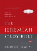NKJV Jeremiah Study Bible Large Print Edition, The