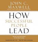 Audiobook-Audio CD-How Successful People Lead (Unabridged)