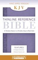 KJV Thinline Reference Bible Lilac