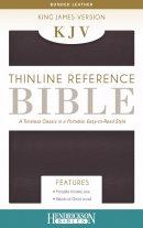 Thinline Reference Bible-KJV