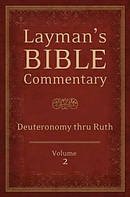 Layman's Bible Commentary  Vol. 2