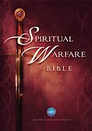 MEV Spiritual Warfare Bible: Hardback