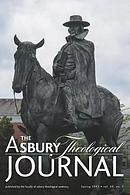 The Asbury Theological Journal Volume 48 No. 1