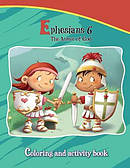 Ephesians 6 Coloring and Activity Book