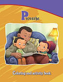 Proverbs Coloring and Activity Book