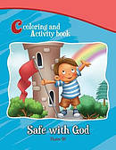Psalm 91 Coloring and Activity Book