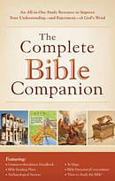 Complete Bible Companion The Pb