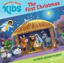 Our Daily Bread For Kids: Jigsaw, First Christmas