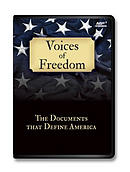 Audiobook-Audio CD-Voices Of Freedom: The Documents That Define America