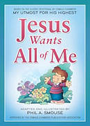 Jesus Wants All Of Me 2014 Promo Ed Pb