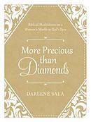 More Precious Than Diamonds Imitation Leather