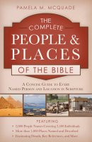 Complete People And Places Of The Bible