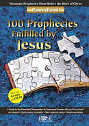 Software-100 Prophecies Fulfilled By Jesus-PowerPoint
