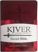 KJV Easy Read Sword Value Thinline Bible Personal Size