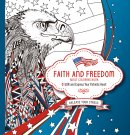 Faith And Freedom Adult Coloring Book
