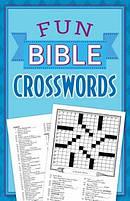 Fun Bible Crosswords