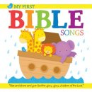 My First Bible Songs Hardback with CD