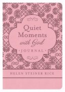 Quiet Moments With God Journal Imitation Leather