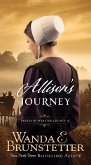 Allison's Journey: The Brides Of Webster County Book 4 Paperback