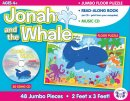 Jonah And The Whale Giant Floor Puzzle & CD