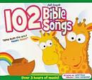 102 Bible Songs 3CD