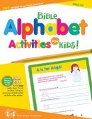 Bible Alphabet Activities For Kids Paperback