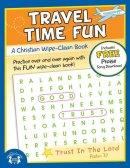 Travel Time Fun Wipe-Clean Workbook Paperback