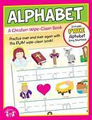 Alphabet Wipe-Clean Workbook Paperback