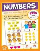 Numbers Wipe-Clean Workbook Paperback