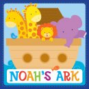 Noah's Ark Padded Board Book