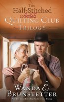 The Half-Stitched Amish Quilting Club Trilogy Paperback