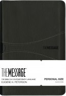 The Message Black Personal Size Bible