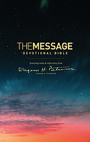 Message Devotional Bible, The