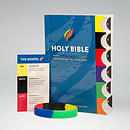 Time to Revive Gospel-Tabbed New Testament Bible Kit (English Edition)
