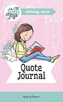 Quote Journal Coloring Craze: Journaling Collection