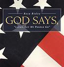 God Says, 'satan Let My People Go.'