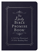 The Daily Bible Promise Book: A 365-Day Devotional and Bible Reading Plan