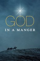 God In A Manger (Pack Of 25)