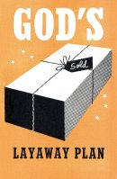 God's Layaway Plan (Pack Of 25)
