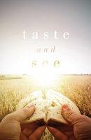 Taste And See (Pack Of 25)