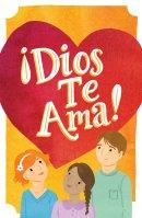 God Loves You! (Spanish, Pack Of 25)