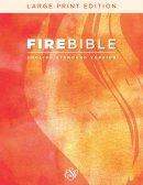 ESV Fire Bible, Large Print