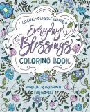 Everyday Blessings Coloring Book