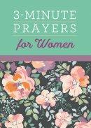 3-Minute Prayers for Women