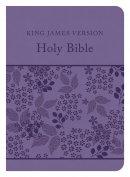 The KJV Compact Gift & Award Bible Reference Edition [Purple]