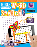 Bible Story Word Search Fun: An Augmented Reality Wipe-Clean Book