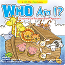 Who Am I? - A Lift-The-Flap Book