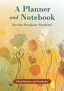 Planner And Notebook For The Studious Student!