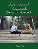 Joy Journal Notebook: Joy Journal Notebook