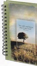 Psalm 46:10 Wirebound Journal
